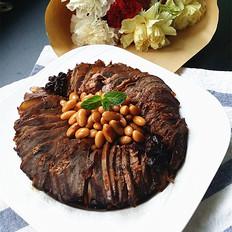 黄豆卤牛肉的做法大全