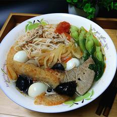 南京九鲜小煮面