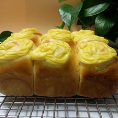 卡仕达酱黄金面包(100%中种)