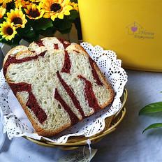 卡仕达酱花式面包