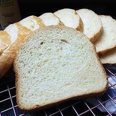 香蕉牛奶亚麻油籽面包(一键式)