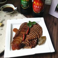 卤五香牛肉
