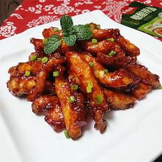 韩国糖醋肉