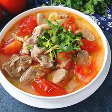 霸王超市|番茄羊肉汤
