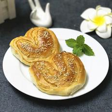 番薯芝麻面包