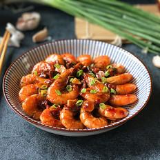 香辣对虾的做法大全