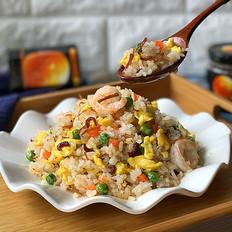 XO酱杂蔬蛋炒饭