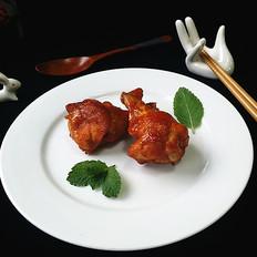 香辣酱烤鸡翅根的做法