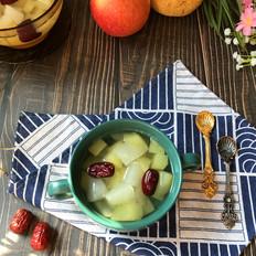 苹果梨子糖水