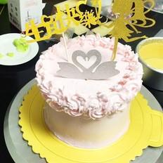 自制生日蛋糕
