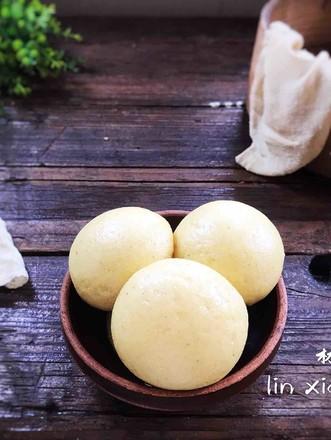 一次性发酵玉米馒头的做法