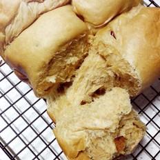 红枣桂圆面包
