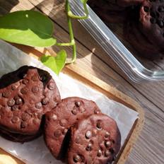 巧克力豆曲奇的做法