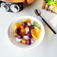 鲜芋仙之三色芋圆