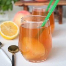 水蜜桃茶的做法