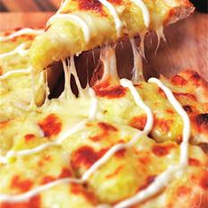 重口味榴莲披萨