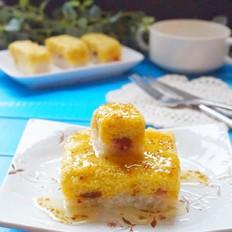 黄米粘切糕