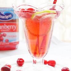 蔓越莓气泡果酒