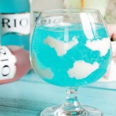 藍天白云RIO雞尾酒凍
