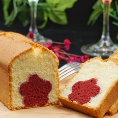 心花怒放磅蛋糕