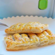 飞饼香蕉派