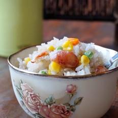 黑椒杂蔬焖饭