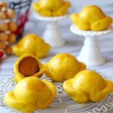 金元宝蛋黄酥