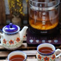 清热滋阴茶的做法