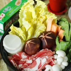 肥牛寿喜锅