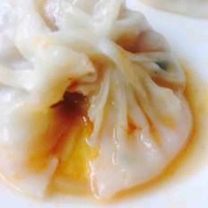 饺子皮版的灌汤包