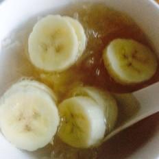 香蕉银耳汤