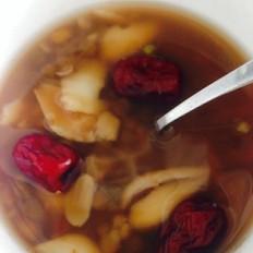 百合绿豆红枣汤