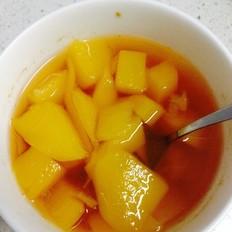 芒果红糖水