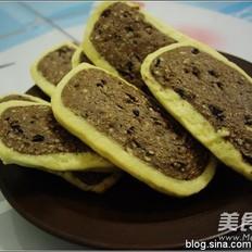 朗姆果干椰蓉饼干