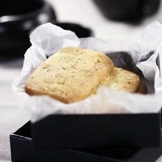 混合坚果黄油饼干