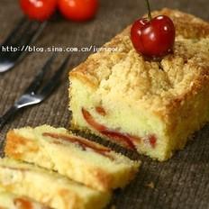酥樱桃蛋糕