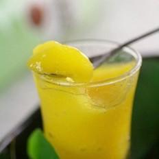 芒果冰沙的做法