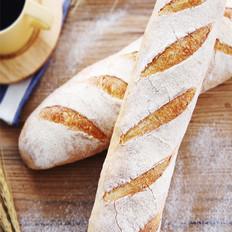 【纯粹的面包心】乡村法棍