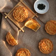 【中秋傳統佳品】蛋黃蓮蓉月餅