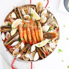Paella:西班牙的热情,足以温暖你一冬