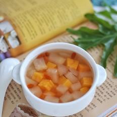 红薯梨糖水的做法