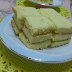 蜂蜜千层小蛋糕