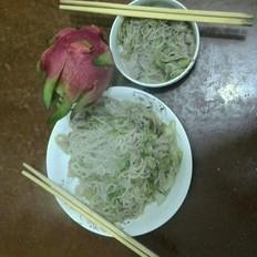 猪肉丝炒米粉