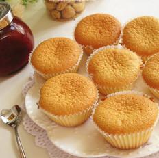全蛋蜂蜜小蛋糕