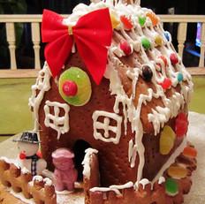 能吃的房子姜饼屋