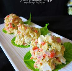 美味西餐-土豆沙拉