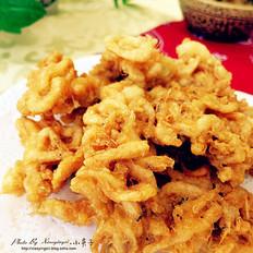 香酥干炸小海虾