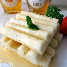 糖姜蜜汁山药