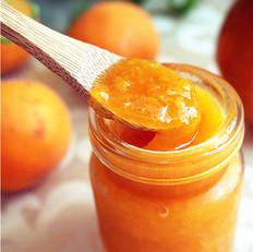 让人流口水的甜杏酱