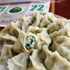 吃饺子—美味鲅鱼馅